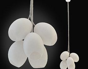 Porcelain Cluster By Farrah Sit 3D