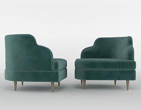 Corner sofa Delice by Montbel delice 3D