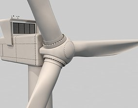 Wind Turbine Generator 3D