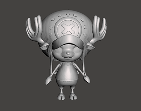 Tony Tony Chopper 3D Model