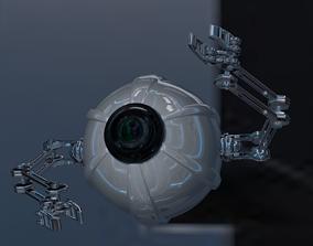 Sci Fi Camara 3D moddel 01