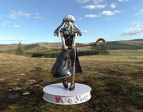 figure 3d printer - Character Mabinogi Nao