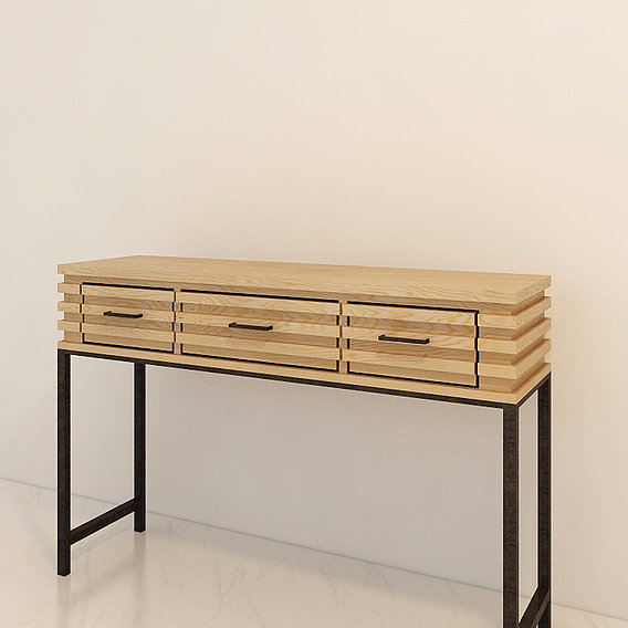 Logan Console - Jamie Young Company