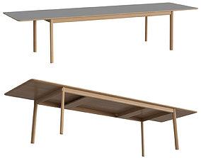 Patch HW2 Extendable Table 3D model