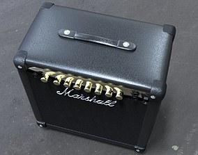 3D Marshall 150DX Amplifier