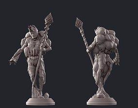 Hive Priest 3D Printing Miniature