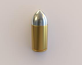 Bullet 9mm 3D asset