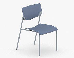3D model 1270 - Office Chair