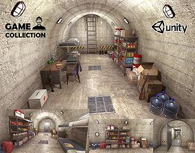 Survival Bunker 3D model