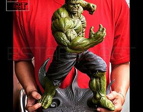 SUPER HULK - Super Hero - 3D print model