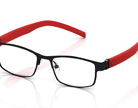 3D print model Eyeglasses for Men and Women