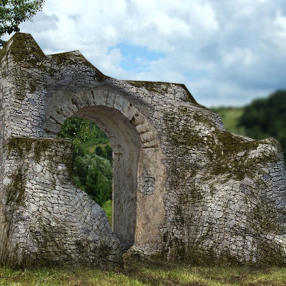 Old ruine