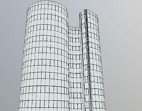 3D model City Building Design S-1-6
