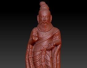 Indian Tamil Ancient Saint 3D printable model