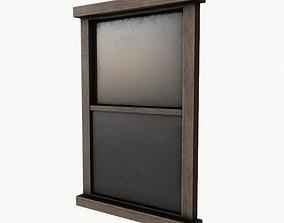3D asset Window Model
