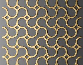 Panel lattice grille 3D 22