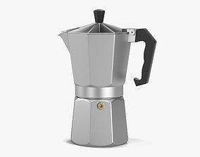 3D model appliance Coffee Pot
