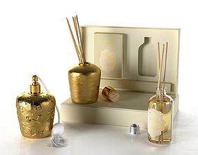 Composition Villari Capri Parfum 3D model