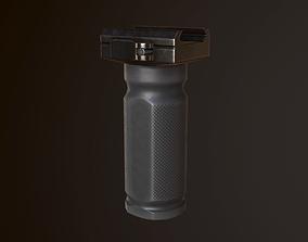 3D model Tactical foregrip