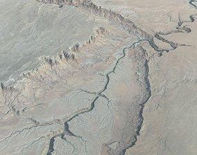 Desert Terrain 3D arizona