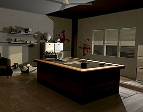 The Detective office 3D