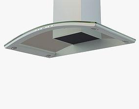Miele Ventilation Hood 3 3D model