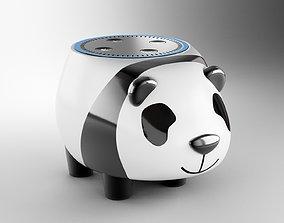 amazon product panda speaker holder animal 3D