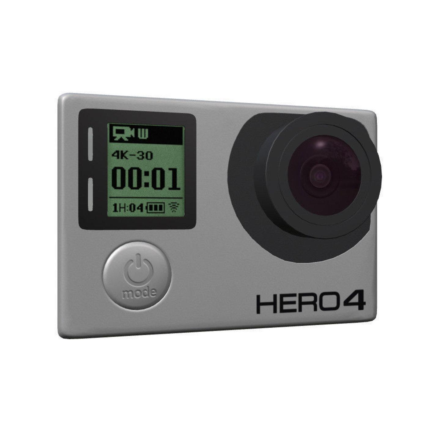 GoPro HERO4 Black Edition Camera