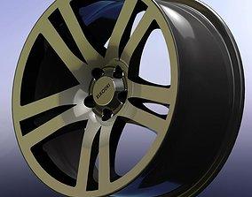 Car WHEEL car-wheel 3D model