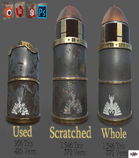 Bolter's bullet