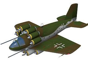 3D model Junkers ef009