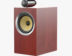 Bowers and Wilkins CM6 S2 Rosenut 3D