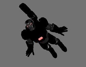 War Machine 3D animated
