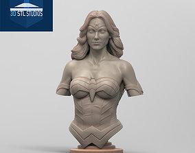 WONDER WOMAN 3D print model dccomics