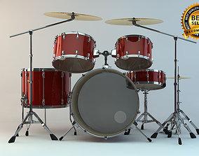 3D Drum sets