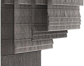 Roman blinds 18 3D