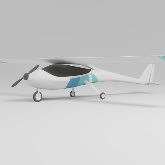 """""""Bana"""" Aircraft concept"""