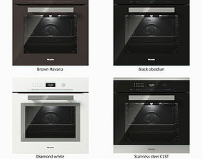 Oven Miele - H 6461 B 3D model