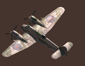 Bristol Beaufighter 3D model