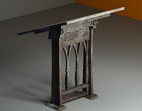 Magic Table 3D model