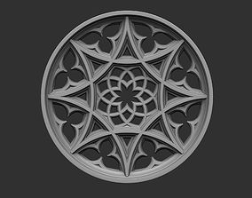 3D print model Gothic Tracery 5