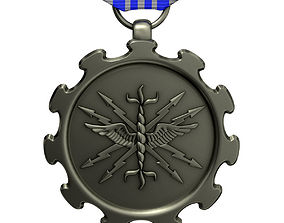 3D Air force Achievement Medal