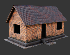 3D model The Old House