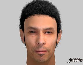 3D model Max Curato Hair