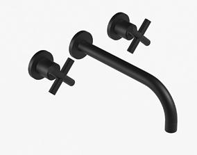 3D model Faucet 01
