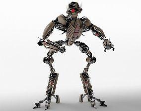 3D model Robot TR2102