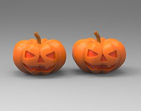 3D printable model pumpkin lantern Halloween