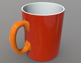 Mug 2 3D model