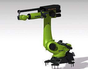 3D arm Robot KUKA KR120 2900