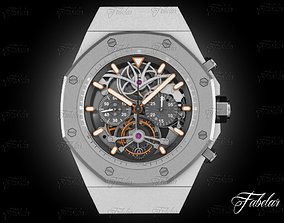 3D model Watch tourbillon